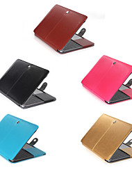 cheap -MacBook Case Solid Colored PU Leather for New MacBook Pro 15-inch / New MacBook Pro 13-inch / MacBook Air 13-inch