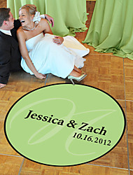 cheap -Wedding / Birthday Stickers, Labels & Tags - 1 pcs Circular Dance Floor Decal All Seasons
