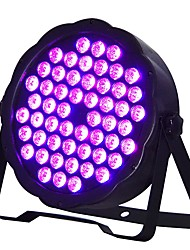 cheap -54 Plastic LED Par Light Stage Lighting Wedding Decoration Performance Equipment Bar KTV Mixed Color Lamp Three in One dye Full Color Dyeing Lamp