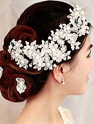 cheap -Headdress Eco-friendly Material Clips Decorations Multi Function / Best Quality 1 pcs Daily Trendy / Fashion Red White