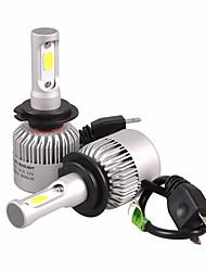 cheap -OTOLAMPARA 72W 9000LM LED Headlight Kit H7 COB For Buick Regal