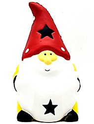 cheap -Christmas Figurines Cartoon Characters Stress and Anxiety Relief New Design Snowman PORON Kids Teen All Toy Gift
