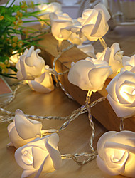 cheap -LED Lights PVC(PolyVinyl Chloride) Wedding Decorations Wedding / Party / Evening Creative / Wedding / Family All Seasons