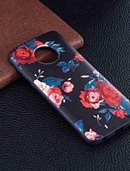 cheap -Case For Motorola MOTO G6 / Moto G6 Plus / Moto G5 Plus Pattern Back Cover Mandala Soft TPU