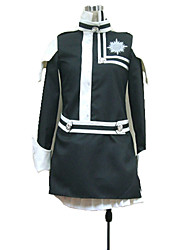 cheap -Inspired by D.Gray-man Cosplay Anime Cosplay Costumes Japanese Cosplay Suits Art Deco / Pattern / Simple More Accessories / Costume For Men's / Women's
