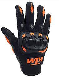 Недорогие -ktm мотоциклетные перчатки мужчины езда полный палец дышащие перчатки для мотокросса гонки atv защита велосипеда грязи открытый