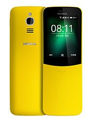"""Недорогие -NOKIA 8110 2.4 дюймовый """" 4G смартфоны ( 512MB + 4GB 2 mp MSM8905 1500 mAh mAh )"""