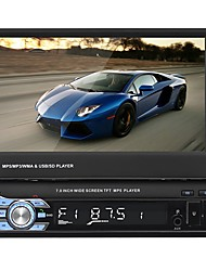 cheap -SWM 9601 7 inch 2 DIN Other Car MP5 Player Touch Screen / Built-in Bluetooth / SD / USB Support for universal RCA / Audio / AV out Support MPEG / AVI / MPG MP3 / WMA / WAV GIF / JPG / Stereo Radio