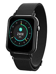 Недорогие -BoZhuo Y6 PRO Универсальные Умный браслет Android iOS Bluetooth Спорт Водонепроницаемый Пульсомер Измерение кровяного давления Сенсорный экран / Датчик для отслеживания сна / Найти мое устройство