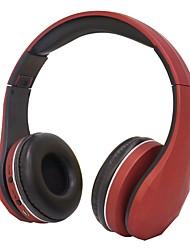 abordables -LITBest K6 Casque sur l'oreille Bluetooth 4.2 Bluetooth 4.2 Avec Microphone Avec contrôle du volume Voyage et divertissement