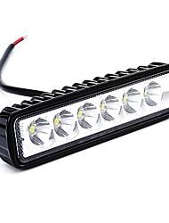 Недорогие -OTOLAMPARA 1 шт. Автомобиль Лампы 18 W Высокомощный LED 1800 lm 6 Светодиодная лампа Рабочее освещение Назначение Ford / Renault / Дженерал Моторс Escort / Sierra / Edge Все года