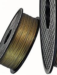 Недорогие -Tronxy® 3D-принтерная нить PLA 1.75 mm 1 kg для 3D-принтера для 3D-пера