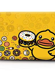 cheap -MacBook Case Cartoon PVC(PolyVinyl Chloride) for MacBook Air 13-inch