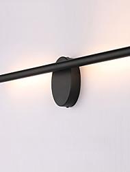 cheap -Modern Black Metal Wall Lights 55cm 8W LED Mirror Lamp Bathroom Lights AC85-265V Vanity Light