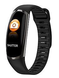 Недорогие -Indear R16 Мужчины Умный браслет Android iOS Bluetooth Спорт Водонепроницаемый Пульсомер Измерение кровяного давления Сенсорный экран / Датчик для отслеживания активности / Найти мое устройство
