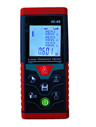 cheap -New 40 m handheld laser distance meter high-precision electronic level / Multifunction with intelligent calculation