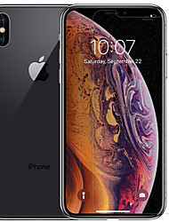 cheap -AppleScreen ProtectoriPhone XS Max High Definition (HD) Front & Camera Lens Protector 1 pc PET