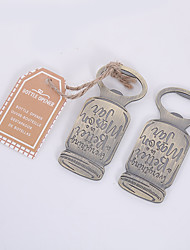 cheap -Non-personalized Chrome Bottle Openers Classic Theme / Creative / Wedding Bottle Favor