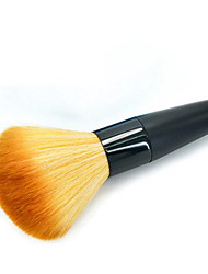 cheap -Professional Makeup Brushes 1pc Eco-friendly Professional Comfy Synthetic Hair Plastic for Blush Brush Makeup Brush