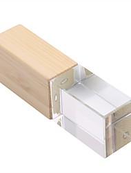 cheap -16GB usb flash drive usb disk USB 2.0 Wooden irregular Wireless Storage