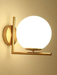 cheap -Eye Protection / Cute Modern / Contemporary Flush Mount wall Lights Bedroom / Study Room / Office Metal Wall Light 110-120V / 220-240V 40 W
