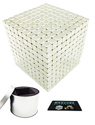 cheap -1000 pcs Magnet Toy Magnetic Balls Magnet Toy Building Blocks Super Strong Rare-Earth Magnets Neodymium Magnet Magnet Cube Magnetic Square Shaped Stress and Anxiety Relief Office Desk Toys Relieves