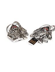 Недорогие -8GB флешка диск USB USB 2.0 Металл Необычные Беспроводной диск памяти
