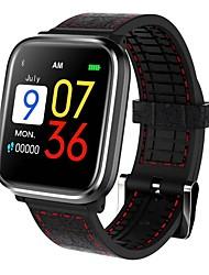 Недорогие -BoZhuo FQ58 Универсальные Умный браслет Android iOS Bluetooth Спорт Водонепроницаемый Пульсомер Измерение кровяного давления Сенсорный экран / Датчик для отслеживания сна / Найти мое устройство