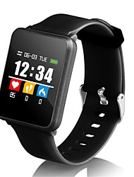 cheap -Indear F21 Men Smart Bracelet Smartwatch Android iOS Bluetooth Sports Waterproof Heart Rate Monitor Touch Screen Calories Burned Pedometer Call Reminder Activity Tracker Sleep Tracker Sedentary