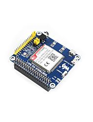 abordables -Chapeau 4g / 3g / 2g / gsm / gprs / gnss pour framboise pi, basé sur sim7600e-h