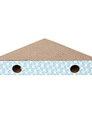 cheap -Scratching Board Cat Pet Toy 1pc Pet Friendly Cardboard Paper Gift
