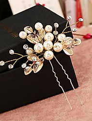 cheap -Hair Tool / Hair Styling Tools Eco-friendly Material Clips Decorations / Pins Classic / Best Quality 1 pcs Daily / Engagement Party Fashion
