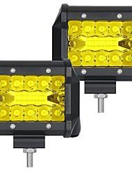 Недорогие -OTOLAMPARA 2pcs Автомобиль Лампы 60 W SMD 3030 6000 lm 20 Светодиодная лампа Рабочее освещение Назначение