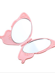 cheap -Cosmetic Mirrors Portable / Easy to Carry / Multi-functional Makeup 1 pcs Mixed Material Others Daily / Dressing up Professional / High Quality Daily Wear / Practice Daily Makeup Cosmetic Grooming