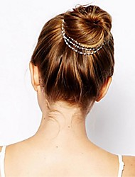 cheap -Hair Clip Eco-friendly Material Clips Decorations / Clips Easy to Carry / Best Quality 1 pcs Daily Fashion