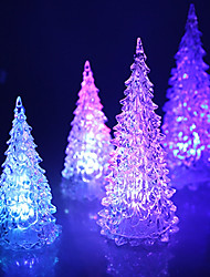 cheap -Holiday Decorations Premium Year's / Christmas Decorations Christmas / Christmas Ornaments Cartoon / Party / Decorative crystal 1pc