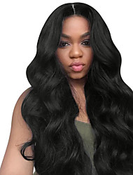 cheap -Human Hair Unprocessed Human Hair Full Lace Wig style Brazilian Hair Straight Body Wave Wig 8-30 inch with Baby Hair Natural Hairline Women's Short Medium Length Long Human Hair Lace Wig