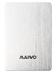 cheap -MAIWO SATA to SATA 3.0 SATA 2.0 mSATA External Hard Drive Enclosure Plug and play / Swing Arm Lamps / Light and Convenient KT031A