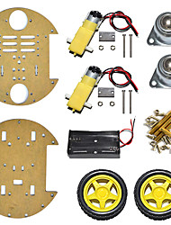 cheap -New Product/ Disc Type Smart Car Chassis/ Two-Wheel