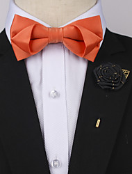 cheap -Men's Basic Bow Tie - Solid Colored / Suits