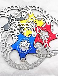 Недорогие -Bike Тормоза и запчасти Велосипедный спорт / Велоспорт / Горный велосипед Безопасность / Спортивный Нержавеющая сталь Черный / Темно-синий / Пурпурный