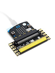 cheap -Waveshare Edge connector expansion board for micro:bit  breakout the I/O pins to pinheader interface