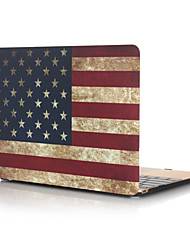 "cheap -MacBook Case Flag PVC(PolyVinyl Chloride) for Macbook Pro 13-inch / New MacBook Pro 13-inch / New MacBook Air 13"" 2018"