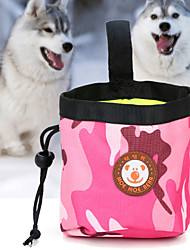 cheap -Dog Training Food Storage Food Dispenser Dog Trainer Washable Casual / Daily Oxford Cloth Behaviour Aids For Pets / Safety