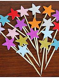 cheap -Cake Accessories Card Paper Wedding Decorations Wedding / Festival Romance / Wedding / Birthday All Seasons