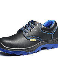 cheap -Safety Shoe Boots for Workplace Safety Supplies Anti-cutting Flood Prevention Anti-piercing Wear Resistant