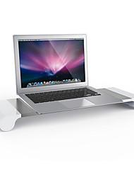 Недорогие -LITBest Держатель подставки для ноутбука Алюминиевые сплавы Металл ABS Портативные с USB-портами Поклонник