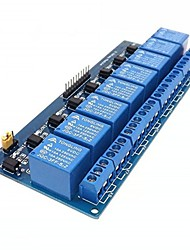 abordables -8 canal 5v dc relais module module d'extension pour arduino framboise pi dsp avr bras