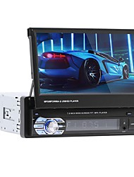 cheap -SWM 9601G 7 inch 1 DIN In-Dash Car DVD Player Stereo GPS Navigation/ Car Multimedia Player / Car MP5 Player Touch Screen / GPS /Bluetooth RCA / Audio / AV out Support MPEG / WMV / MPE MP3 FM/AM Radio