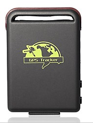 cheap -Mini Vehicle GSM GPRS GPS Tracker OR Car Vehicle Tracking Locator Device TK102B Satellite Positioning Device